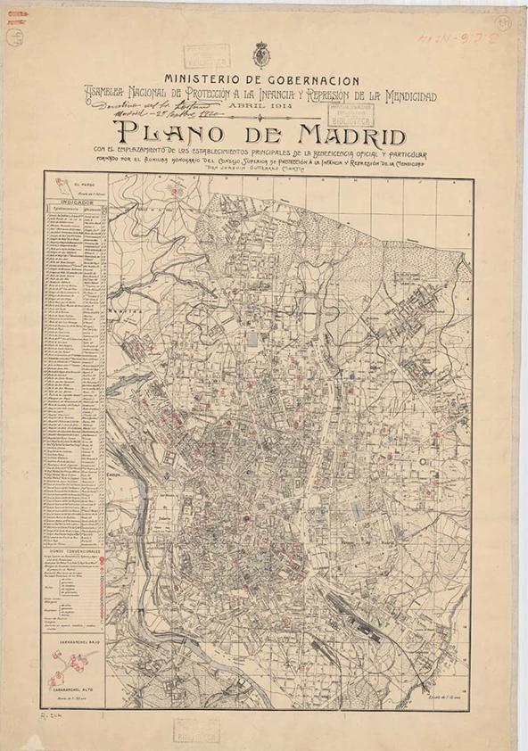 Madrid, 1914