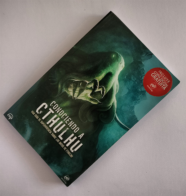 """Conociendo a Cthulhu"", de Rachel Gray"